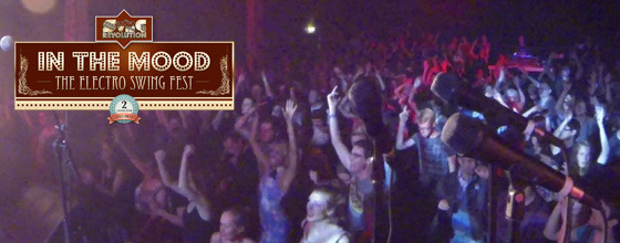 2 Years of ESR – IN THE MOOD Festival on May 31
