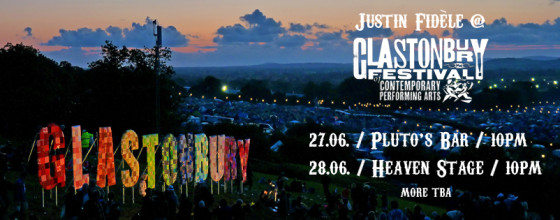 Countdown for Glasto