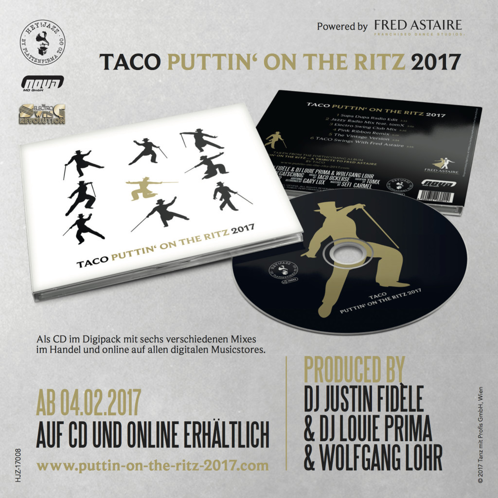 Taco EP - Puttin on the Ritz 2017