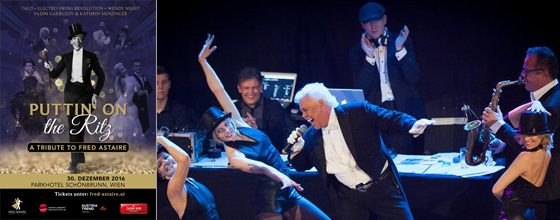 Tribute to Fred Astaire Gala Vienna