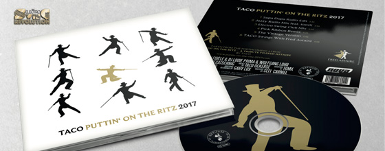 Taco – Puttin' on the Ritz 2017 – EP