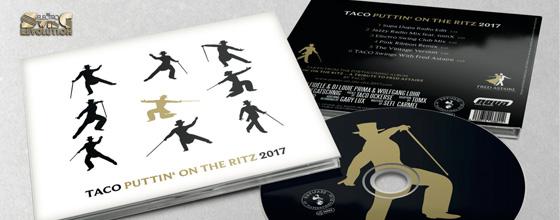 Taco – Puttin' on the Ritz 2017 – EP