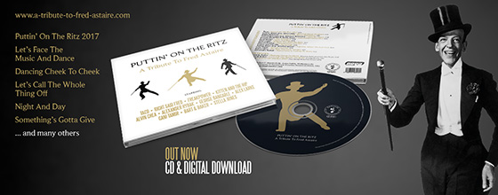 Puttin' On The Ritz! My 1st Album Is Out Now!